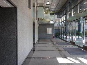 セントラル新大阪ビル共用部