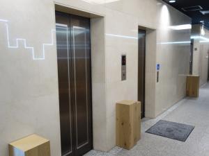 KAZU.IT.BLDG(カズアイティビルディング)エレベーター