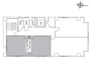 若杉グランドビル別館5階間取り図