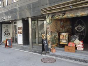 アバンダント堂島ビル1階店舗