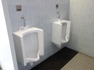 うおいちニッセイビル男子トイレ