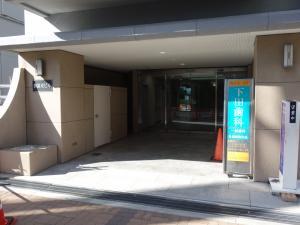 新大阪幹線東ビルエントランス