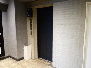 T4 BLDG OSAKAエレベーター