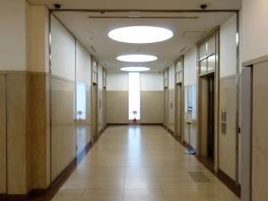 SORA新大阪21ビルエレベーター