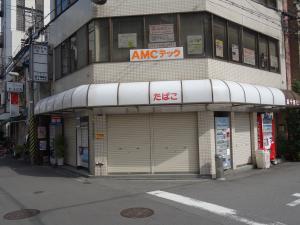高千穂ビル1階店舗