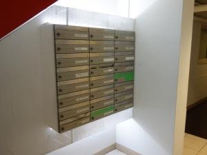 NAGASAKI VILL.(長崎ビル)郵便ポスト