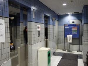アクアタワービルエレベーター