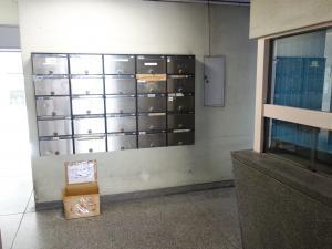 市岡グランドビル旧館郵便ポスト