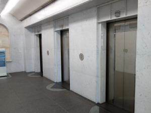 堂島アクシスビルエレベーター
