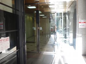 エイチツーオー第8ビルエントランス