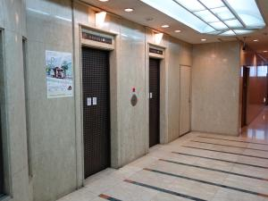 第一住建南久宝寺町ビルエレベーター