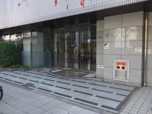 新大阪コパービルエントランス