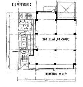 5階間取り図