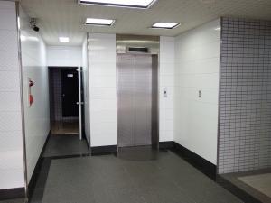 日宝新大阪第1ビルエレベーター