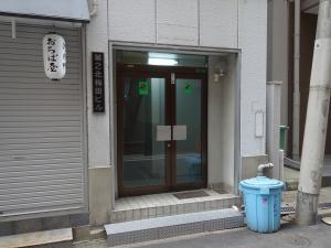 第2北梅田ビルエントランス