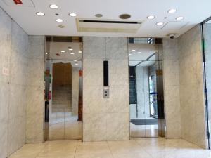 桜橋プラザビルエレベーター