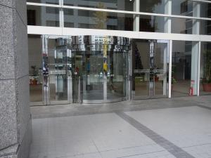 サンマリオンNBFタワービルエントランス