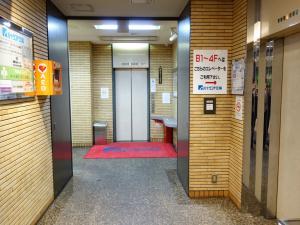 ハートランド江坂ビルエレベーター