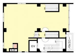 VIPビルディング2階間取り図