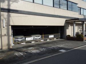 新大阪サンアールビル南別館駐車場