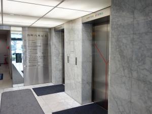 谷町八木ビルエレベーター