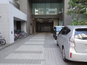 堺筋本町ガーデンスクエアビル立体駐車場