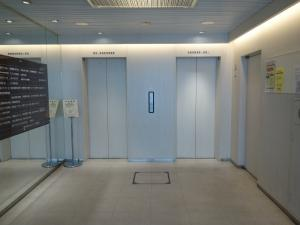第2新大阪ビルエレベーター