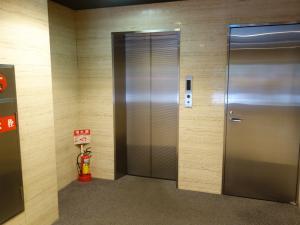 北新町センタービルエレベーター