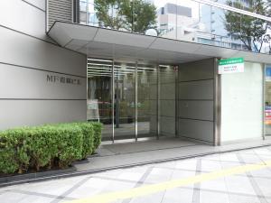 MF桜橋ビルエントランス