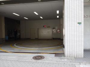 日本生命梅田第2ビル立体駐車場