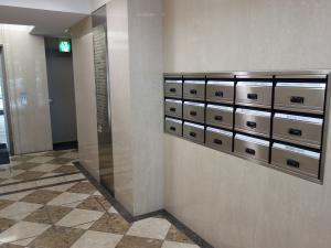 AXIS江戸一ビル郵便ポスト