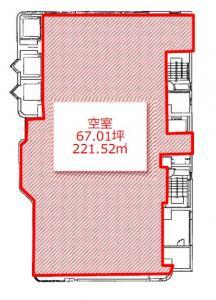 7階間取り図