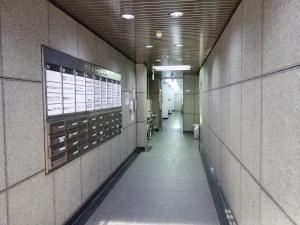日宝船場中央ビル共用部