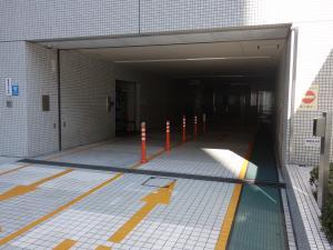 フジタ東洋紡ビル立体駐車場