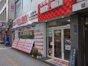 曽根崎東ビル1階店舗