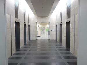 マルイトOBPタワーエレベーターホール