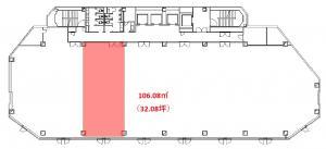 南海SK難波ビル3階間取り図