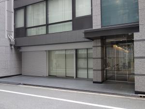 アストロ新大阪第3ビルエントランス