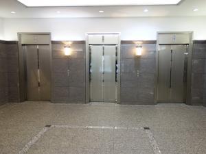 山口興産堺筋ビルエレベーター