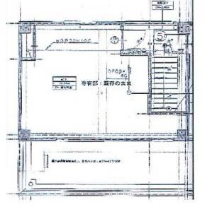 ライフ&デザイン南船場ビル4階間取り図