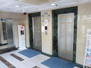 NLCセントラルビルエレベーター