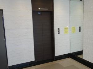NLC新大阪11号館ビルエレベーター