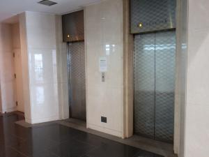 肥後橋イシカワビルエレベーター