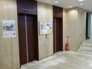 第一住建長堀橋駅前ビルエレベーター