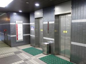 西谷東急ビルエレベーター