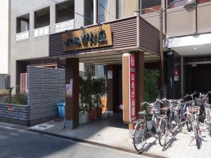 植田2号館ビル1階店舗