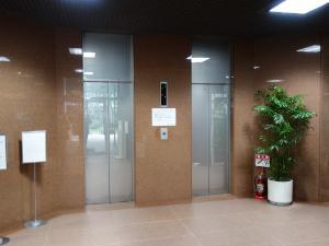 堂北ダイビルエレベーター