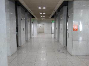 御堂筋グランドビルエレベーター
