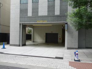 梅田北プレイスビル立体駐車場