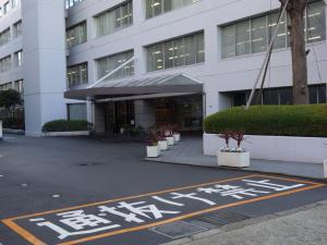 新大阪CSPビルエントランス